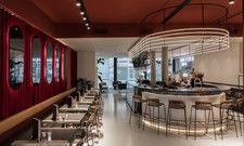 Extravagant: Die Bar mit Bistro