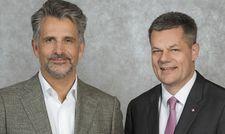 Sie setzen sich für die Hoteliers ein: Otto Lindner (links) und Markus Luthe, Vorsitzender und Hauptgeschäftsführer des Hotelverbands Deutschland (IHA) haben schon so einige Prozesse im Bereich der Buchungsplattformen angestoßen