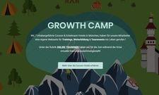 Portal für Mitarbeiter: Das Growth Camp