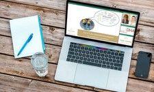 Travel-Charme-Azubis lernen online weiter: Webinare, Hausaufgaben sowie eine Abschlussklausur als Online-Test - E-Learning macht's möglich.