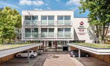 Bei Best Western: Das Best Western Plus Residenzhotel in Lüneburg