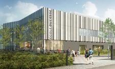 Der neue Studienstandort Paris Campus: Gestaltet wurde er vom Architekturbüro Arte Charpentier Architectes