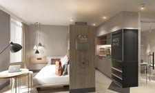 Apartmentkonzept: Stay kooook will das Gemütliche eines Sharing-Konzepts mit Hotelservices verbinden