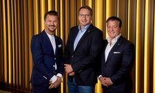 Das bisherige GSH-Trio: (von links) Heiko Grote, Andreas Erben und Holger Behrens