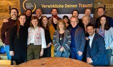 Freuen sich auf 2021: Die Jury des Deutschen Gastro-Gründerpreis
