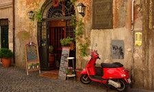 Das Leben kehrt zurück: In Italien dürften Gastronomen wieder bewirten