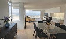 In Kapstadt: Apartment mit Blick auf den Strand.