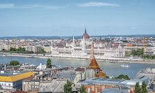 Bei Investoren hoch im Kurs: Die Metropole Budapest