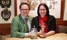 Mutige Gastgeber: Meike Appel-Fuhrmann und Christian H. Fuhrmann wollen sich von Booking.com unabhängig machen