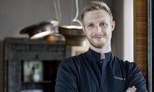 Neuer Küchenchef: Dominik Paul