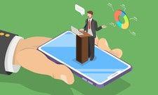 Lernen digital: 75 Prozent der Studierenden verbringen inzwischen mehr als die Hälfte der Zeit mit digitalen Geräten