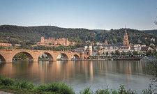 Malerisches Heidelberg: Die Universitätsstadt ist ein beliebtes Ziel ausländischer Touristen.