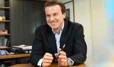 Neuer CEO: Matthias Casanova