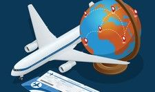 Reiseverkehr: Bisher sind Reisen in Länder außerhalb der EU und des Schengen-Raums kaum möglich
