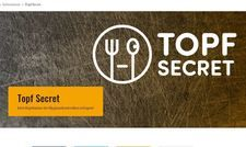 Sorgt für Aufregung: Die Onlineplattform Topf Secret