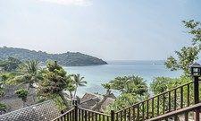 Fernweh garantiert: Der Blick aufs Meer vom Ao Prao Resort in Koh Samet