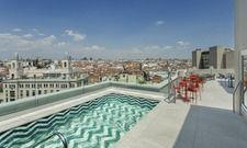 Spektakulär: Der Blick über die Dächer der spanischen Hauptstadt