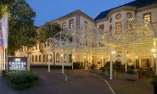 Geschlossen: Das Crowne Plaza in Heidelberg