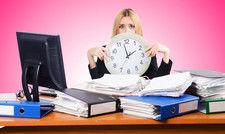 Nicht unterkriegen lassen: Mit Plan und einem guten Zeitmanagement geht alles leichter