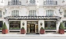 Le Bristol: Ein Schmuckstück der Pariser Hotellerie