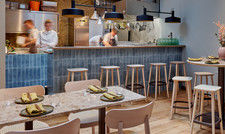 Interieur wie ein Tag am Meer: Die XO Seafoodbar in Hamburg