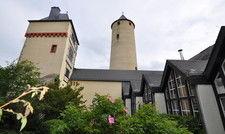 Die historische Stromburg galt in den besten Zeiten Johann Lafers als das Flaggschiff der Region. Jetzt wird für die historische Immobilie ein Investor gesucht.