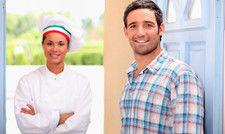 Ran an den Kunden: Die Gastronomie muss sich mit Lieferung oder Abholung auseinandersetzen