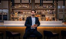 """Barmanager Francois Bräuning: """"Die Lenox Bar nimmt die Besucher mit auf eine kleine Reise in den Big Apple."""""""
