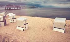 Urlaub am Meer: Das können sich viele Deutsche derzeit auch in kühleren Jahreszeiten in heimischen Gefilden vorstellen