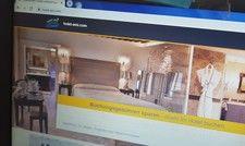 Gästevermittlung per Hotel-ami.com: Mehr als 400.000 Unterkünfte europaweit sind hier angeschlossen
