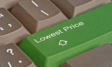 """Harter Wettbewerb: Der """"beste"""" Preis ist oft auch der niedrigste"""
