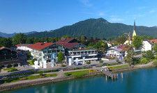 Gute Lage: Das Bachmair am See will bald wieder an glanzvolle Zeiten anschließen