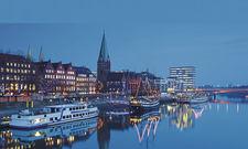 Hoch zum Jahresbeginn: Im Januar und Februar lag die Hotel-Performance in Bremen im Vergleich zum Vorjahr noch im Plus – dann kam Corona.