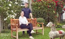 Sie haben den Longstay-Trend erkannt: Die jungen Hoteliers und Geschwister Elisa und Lukas Grösch