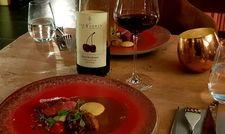 Voller Geschmack bei Null Promille: Der Morellensaft kommt dem Rotwein ziemlich nahe
