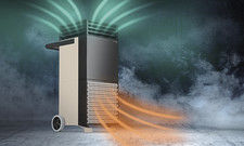 Wunderwaffe? Der TAC V+ des deutschen Herstellers Trotec verspricht zuverlässig saubere und virenfreie Luft.