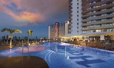 Gehört zur Palladium Hotel Group: Das Hard Rock Hotel Teneriffa an der Costa Adeje