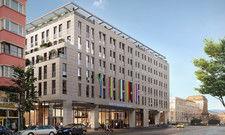 So sieht es aus: Das neue Hyatt Regency Sofia in Bulgarien