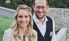 Gastgeberpaar: Gregor und Carolin Kunzmann