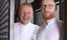 Küchenchef: Christopher Jäger (rechts), hier mit Matthias Gleiß