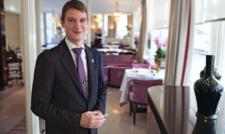 Weltmeister in Diensten des Zürcher Luxushotels Baur au lac: Marc Almert