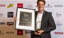 Strahlender Gewinner: Thomas Mack ist Erfolgsgastronom des Jahres