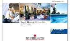Zwei in eins: Der neue Katalog umfasst Top International und Falkensteiner