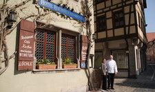 Stolze Gastgeber: Corinna und Christoph Rother vom Flair Hotel Reichsküchenmeister