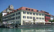 Bevorzugte Lage am See: Das Flair Hotel Zum Schiff in Meersburg
