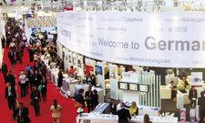 Großer Zuspruch am Stand: Im German Convention Bureau sind mehr als 250 deutsche Veranstaltungsunternehmen vereint – darunter viele Hotels.
