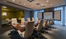 Neugestaltet: Die Tagungsräume des Radisson Blu Hotels Köln