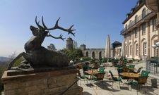 Das Schlosshotel Bühlerhöhe: Die Wiedereröffnung dauert länger als geplant
