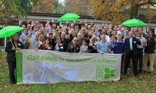 Tagten in Ochsenfurt: Hoteliers der Flair-Kooperation