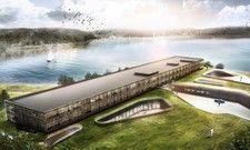 Spektakulär: Das geplante Hotel am Bostalsee